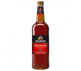 Rhum Negrita double arôme 54 %