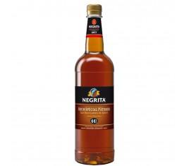 Rhum Negrita double arôme 44 %