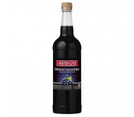 Crème de Cassis de Dijon noir de bourgogne 15 %