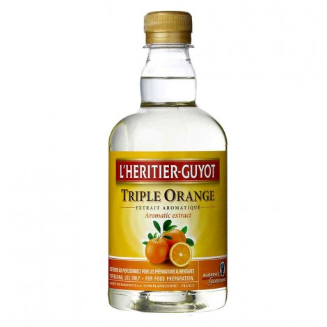 Extrait triple orange LHG 60 %