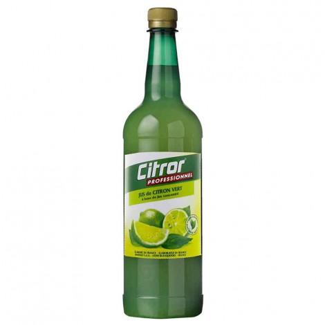 Citron professionnel vert
