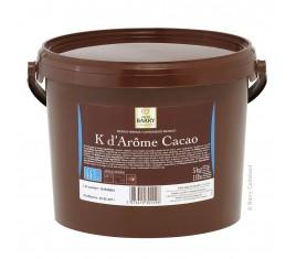 Fourrage au cacao K d'arôme