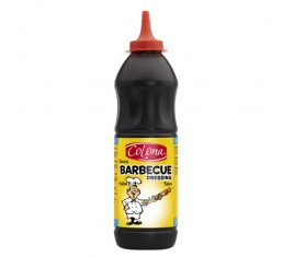 Sauce barbecue dressing