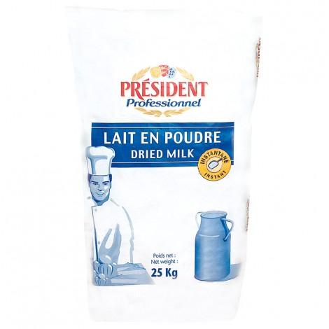 Poudre de lait 26% Instant 25 kg