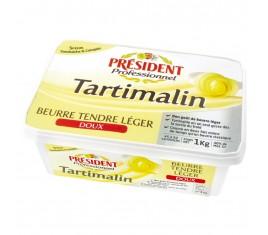 Tartimalin Beurre tendre léger et doux 1 kg