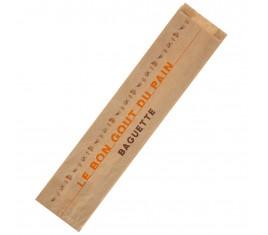 Sacs baguette 100/20 papier kraft