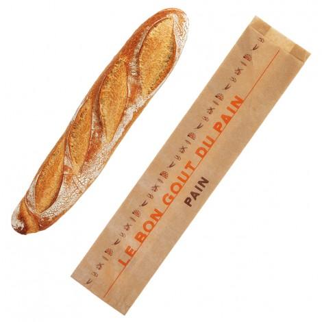 Sacs gros pain 120/40 papier kraft
