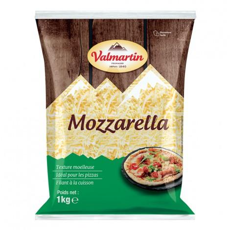 Mozzarella Rapé gros 1 kg