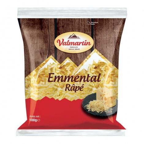 Emmental rapé 100 gr