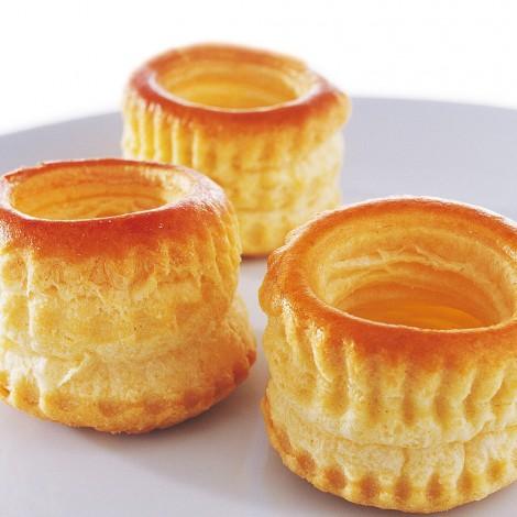 mini bouchées pur beurre
