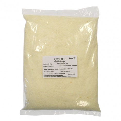 Coco râpée