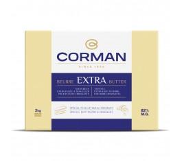 Beurre Extra 82% MG Feuilletage et Croissant