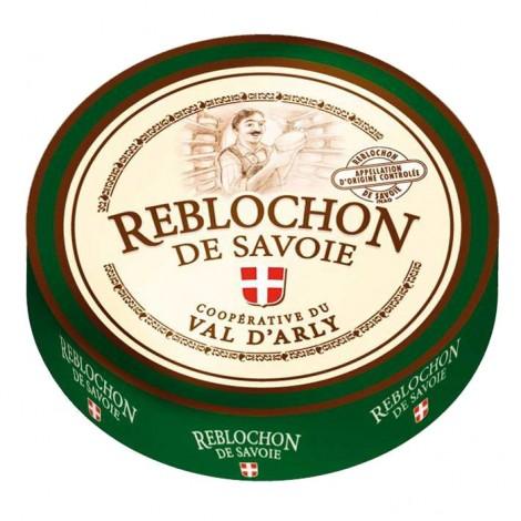Reblochon au lait cru Val d'Arly