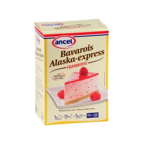 BAVAROIS ALASKA-EXPRESS FRAMBOISE