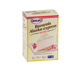 BAVAROIS ALASKA-EXPRESS NEUTRE