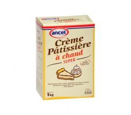 Crème pâtissières à CHAUD SUPER