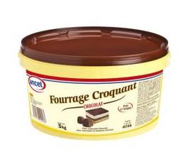FOURRAGE CROQUANT CHOCOLAT