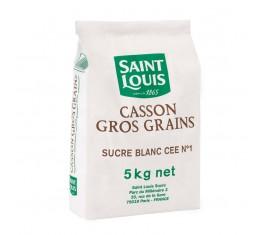 Sucre gros grains