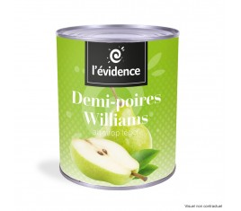 Demi-poires Williams 4/4