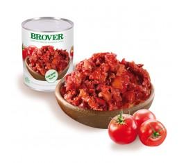 Cubes de tomates confites 4/4