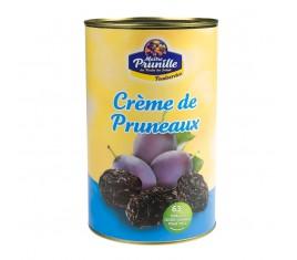 Crème de pruneau