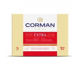 Beurre concentré Extra 99,9% MG