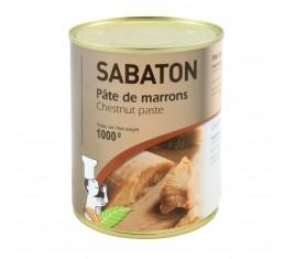 Pâte de Marrons