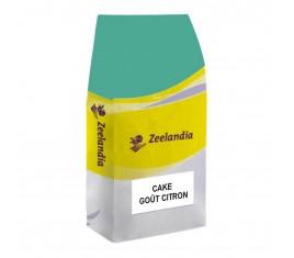 Zeel Cake goût citron