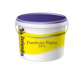 Zeel Framboise pépins 35%