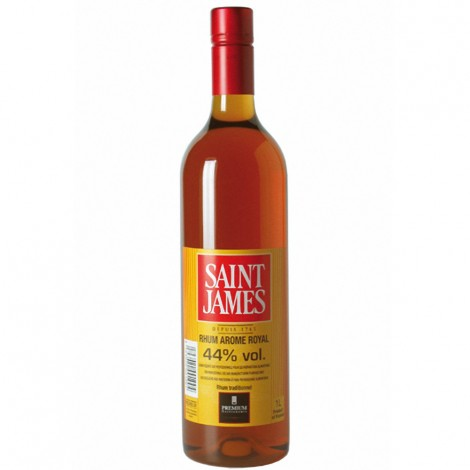 Rhum St James 44°