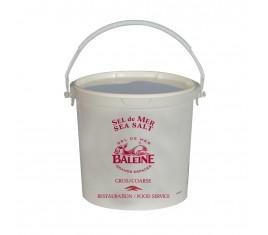 Gros sel de mer La Baleine 5 kg