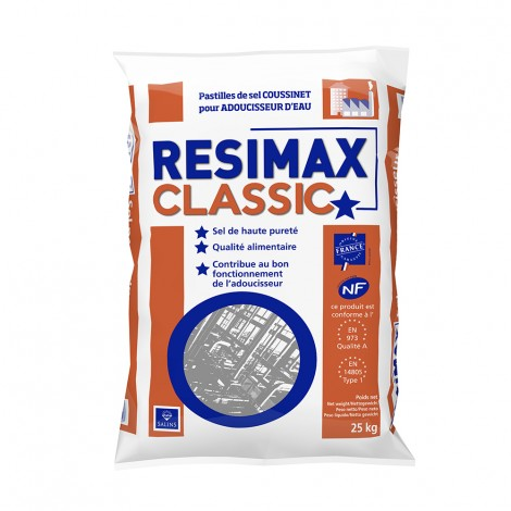 Sel adoucisseur Resimax Classic