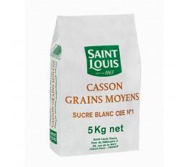 Sucre grains moyens