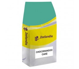 Zeel Chocorangoo cake