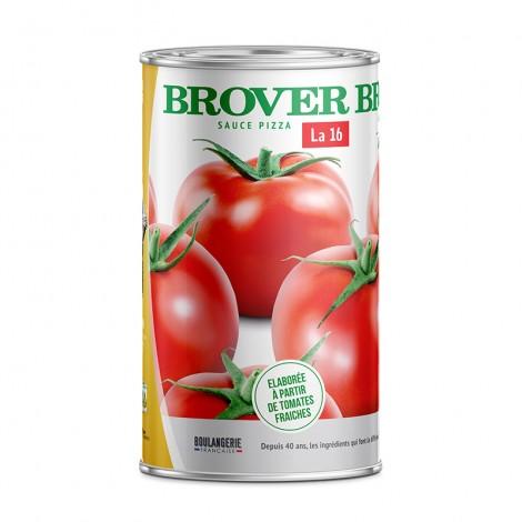 Sauce tomate aromatisée La 16