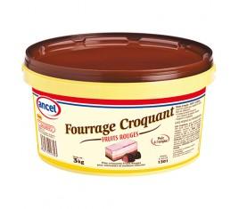 Fourrage croquant Fruits rouges