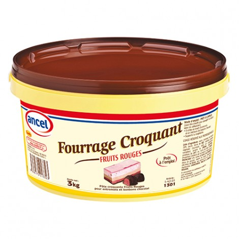 Fourrage croquant Fruits rouges