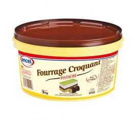Fourrage croquant pistache