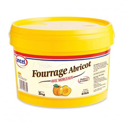 Fourrage abricot