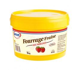Fourrage fraise