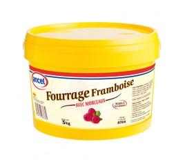 Fourrage framboise