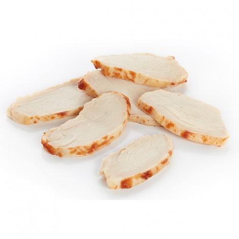 Tranchette de filet poulet rôti - Halal 1kg