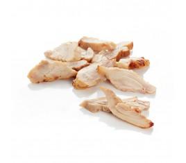 Emincés de cuisse de poulet rôti Halal