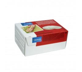 Tranches de mozzarella surgelées IQF