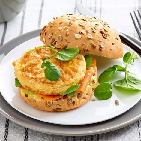 Snack'omelette
