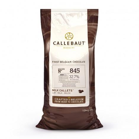 Chocolat lait 32,7% Recette 845