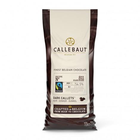 Chocolat noir 54,5% Recette 811