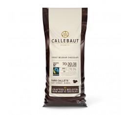 Chocolat noir 70,5% Recette 70-30-38