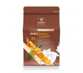 Zéphyr Caramel - Chocolat blanc au caramel 35% cacao