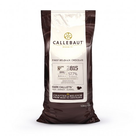 Chocolat noir 57,7% Recette 2815